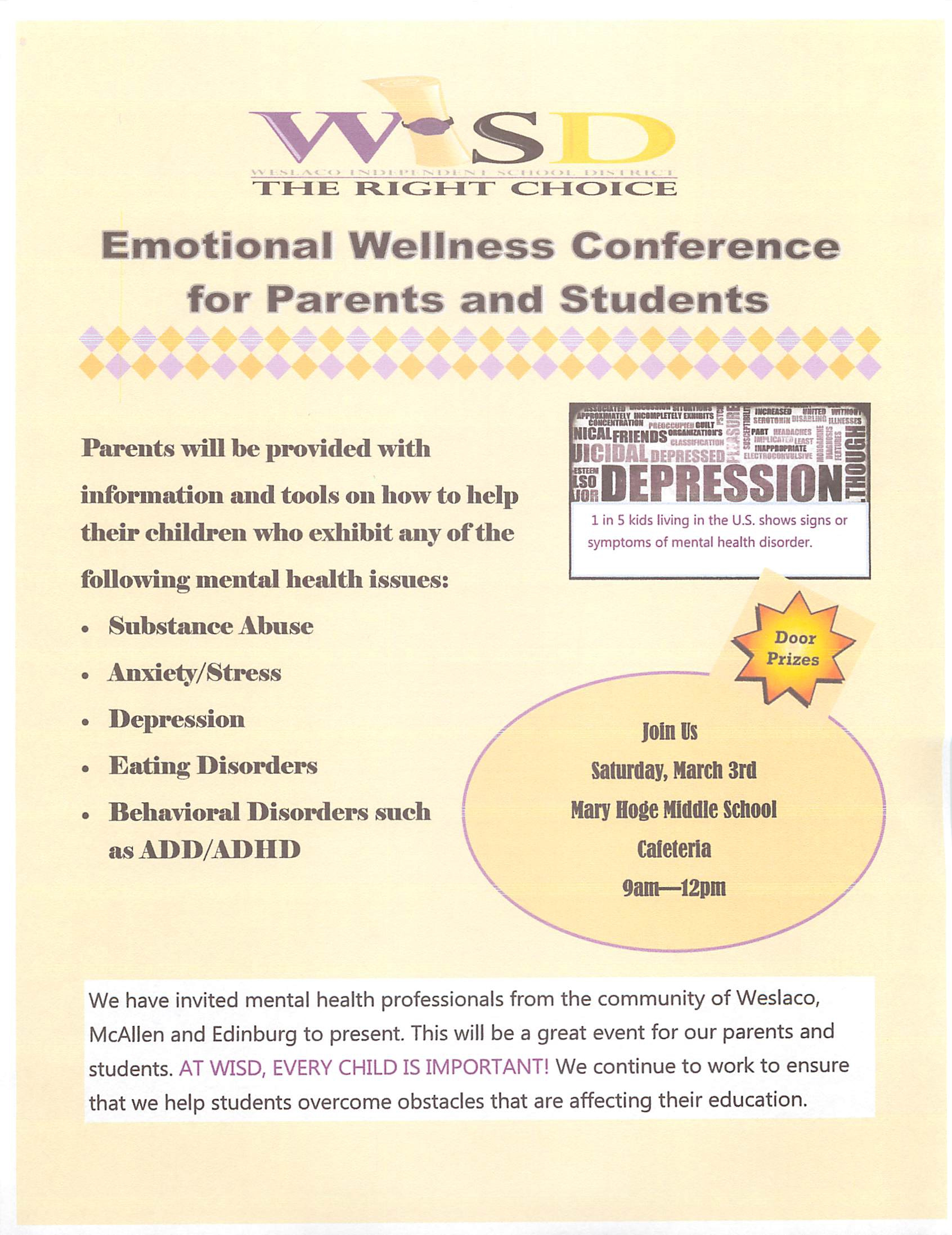 Emotional Wellness Conference